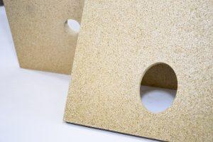 Sagomati in vermiculite SF 600 particolare 1-1